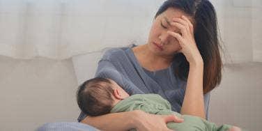Postpartum Depression Almost Killed Me — Until I Did This