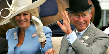 Prince Charles and Camila Parker Bowles