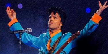 prince death scene video
