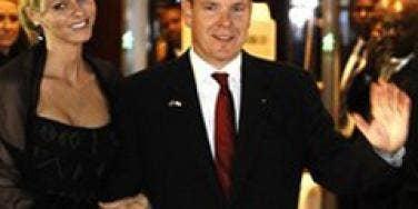 Prince Albert Charlene Wittstock
