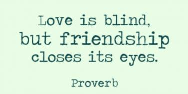 Quotes, Love Proverbs