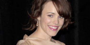 Rachel McAdams smiling