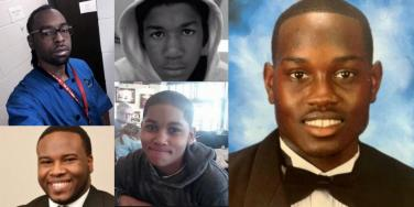 For Black Men In America, Racism Means Never Feeling Safe