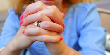 San Diego Woman Accidentally Eats Engagement Ring In Sleep — What Happened