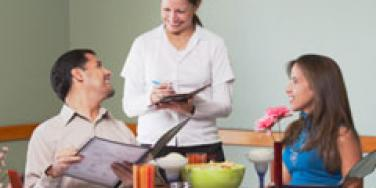 Gender Differences At Restaurants
