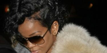 Rihanna Chris Brown same hotel trump