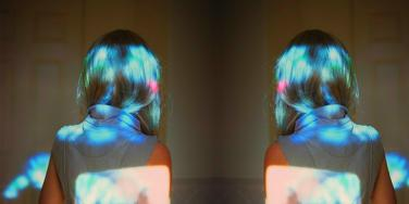 rippled effect