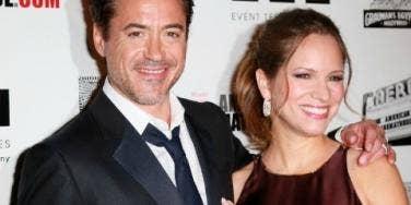 Robert Downey Jr. & Wife Susan Are Having A Baby Boy