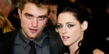 Robert Pattinson and Kristen Stewart 50 shades