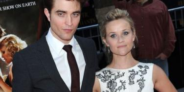 Rob Pattinson and Reese Witherspoon