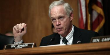 Who Is Ron Johnson's Wife? New Details On Jane Johnson