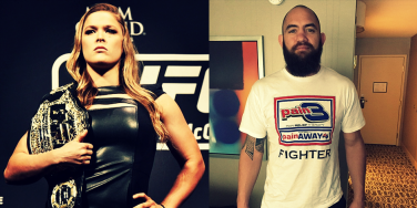 Rousey and Browne