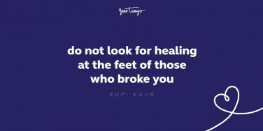 rupi kaur milk and honey quote