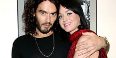 Russell Brand Katy Perry