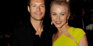 Ryan Seacrest & Julianne Hough