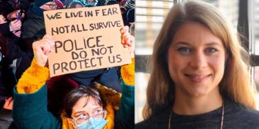 Protests Over Sarah Everard's Death