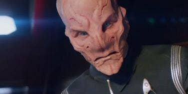 Why Star Trek: Discovery's Lieutenant Saru Is My New Crush