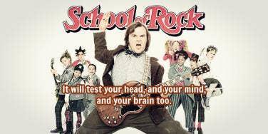 School Of Rock Quotes