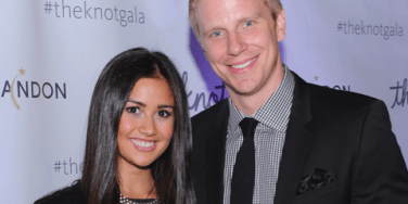Sean Lowe & Catherine Giudici Talk Getting Married On Live TV