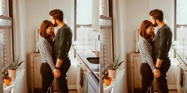 7 Signs He Wants To Kiss You Right. This. Second.