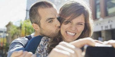 Couple's Selfie