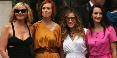 sex and the city cast