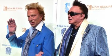 Siegfried Fischbacher and Roy Horn