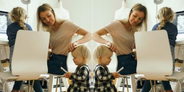15 Sad Signs You're A Married Single Mom