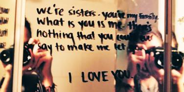 sister quotes, sister memes, best quotes about sisters