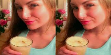Fitness Trainer Says Daily Sperm Smoothies Give Her A Hot Body