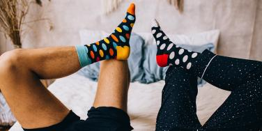 What Your Sock Drawer Reveals About Your Personality