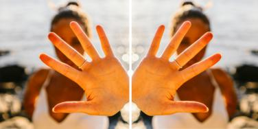 What It Means Spiritually When Your Left Palm Itches