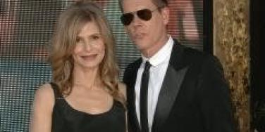 Kyra Sedgwick and Kevin Bacon