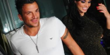 Peter Andre And Katie Price Stir It Up