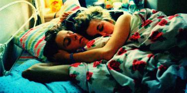 Spooning With Your Boo Makes You Healthier,