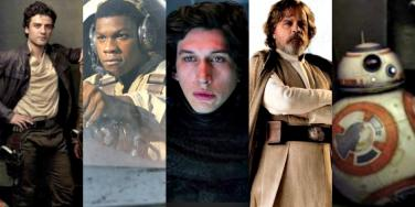 Which 'Star Wars: Episode 8 The Last Jedi' Characters Would Make The Best & Worst Boyfriends, Ranked