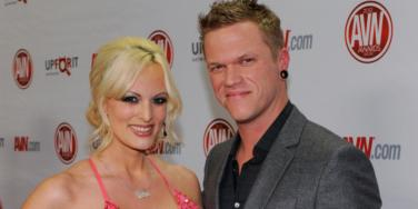 Who Is Glendon Crain? 7 New Details About Stormy Daniels' Husband And Why He's Filing For Divorce