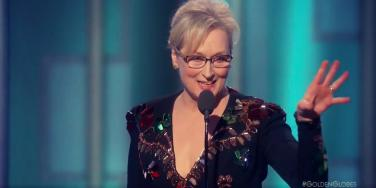 Meryl Streep's Golden Globes Speech Was CRAZY Hypocritical