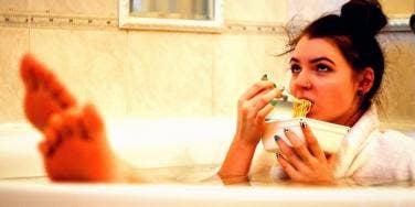 It's OK To Stress-Eat & Gain Weight When You're In Coronavirus Lockdown