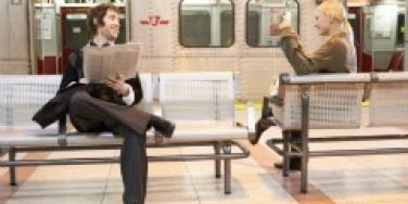 subway love romance