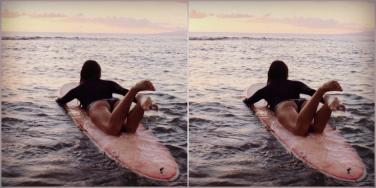 Why I FINALLY Learned To Enjoy Surfing, Sex And Dating Like A Badass After My Divorce