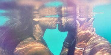 Swim Couple