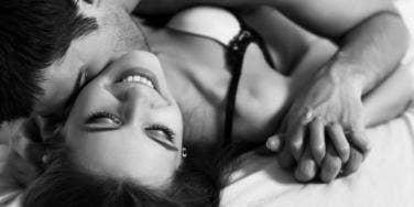 romantic couple tantric sex