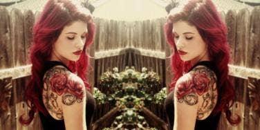 tattoo woman tattoos