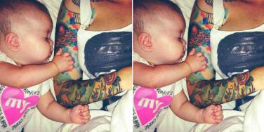 Aussie Mom Banned From Breastfeeding For Having A Tattoo