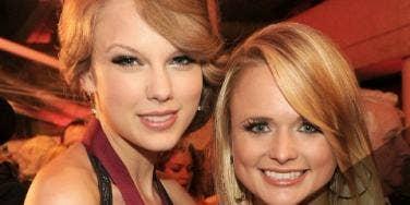Flirt Worthy Looks: Taylor Swift & Miranda Lambert's CMT Style