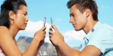 texting dating women
