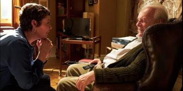 """scene from """"The Father"""""""