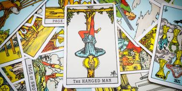 What Does The Hanged Man Tarot Card Mean?