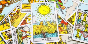 What Does The Moon Tarot Card Mean?